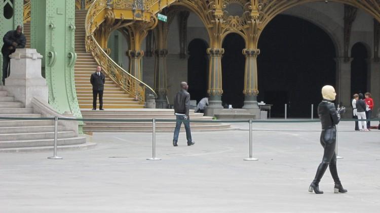 Cuco à Soup No soup au Grand Palais