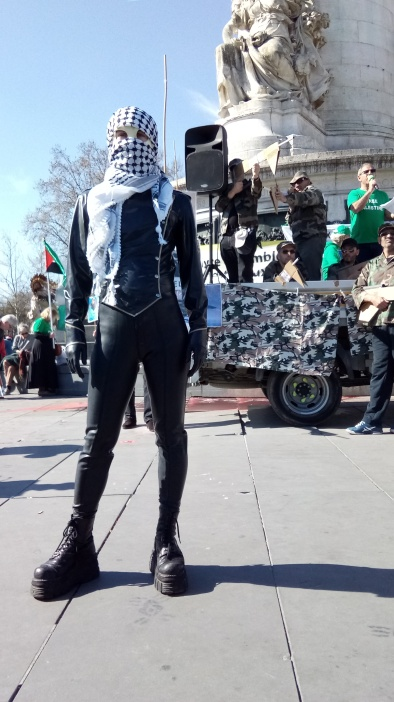 Grande Marche Palestinienne