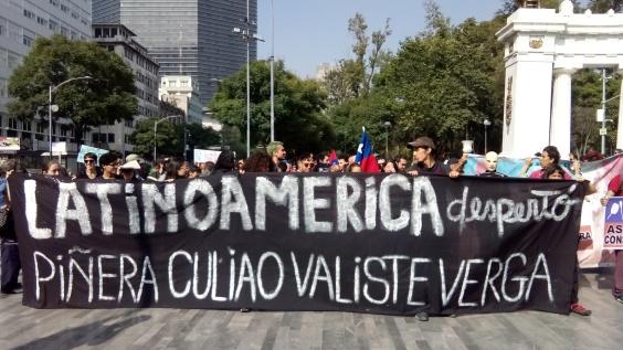 LATINOAMERICA por Cile